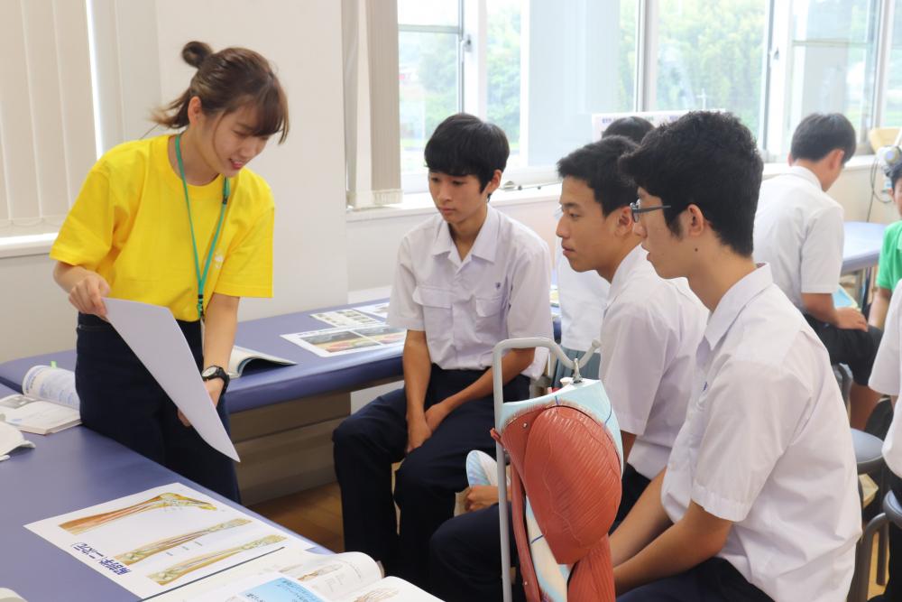 令和元年度第2回オープンキャンパスへのご参加ありがとうございました 大学のお知らせ 熊本保健科学大学